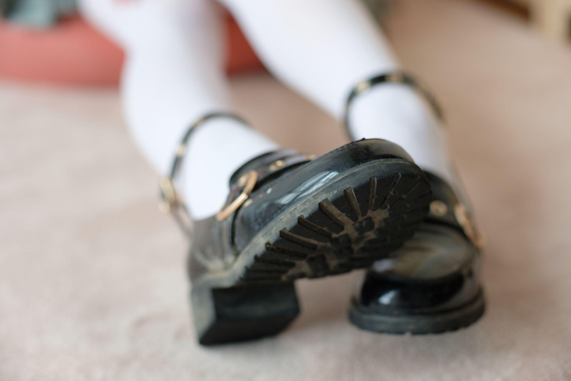 【森萝财团】森萝财团写真 - BETA-023 JK白丝少女的美足 [225P-1.77GB] BETA系列 第5张