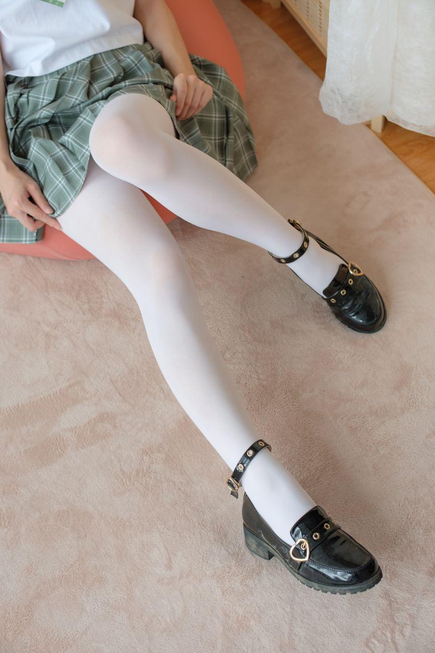 【森萝财团】森萝财团写真 - BETA-023 JK白丝少女的美足 [225P-1.77GB] BETA系列 第4张