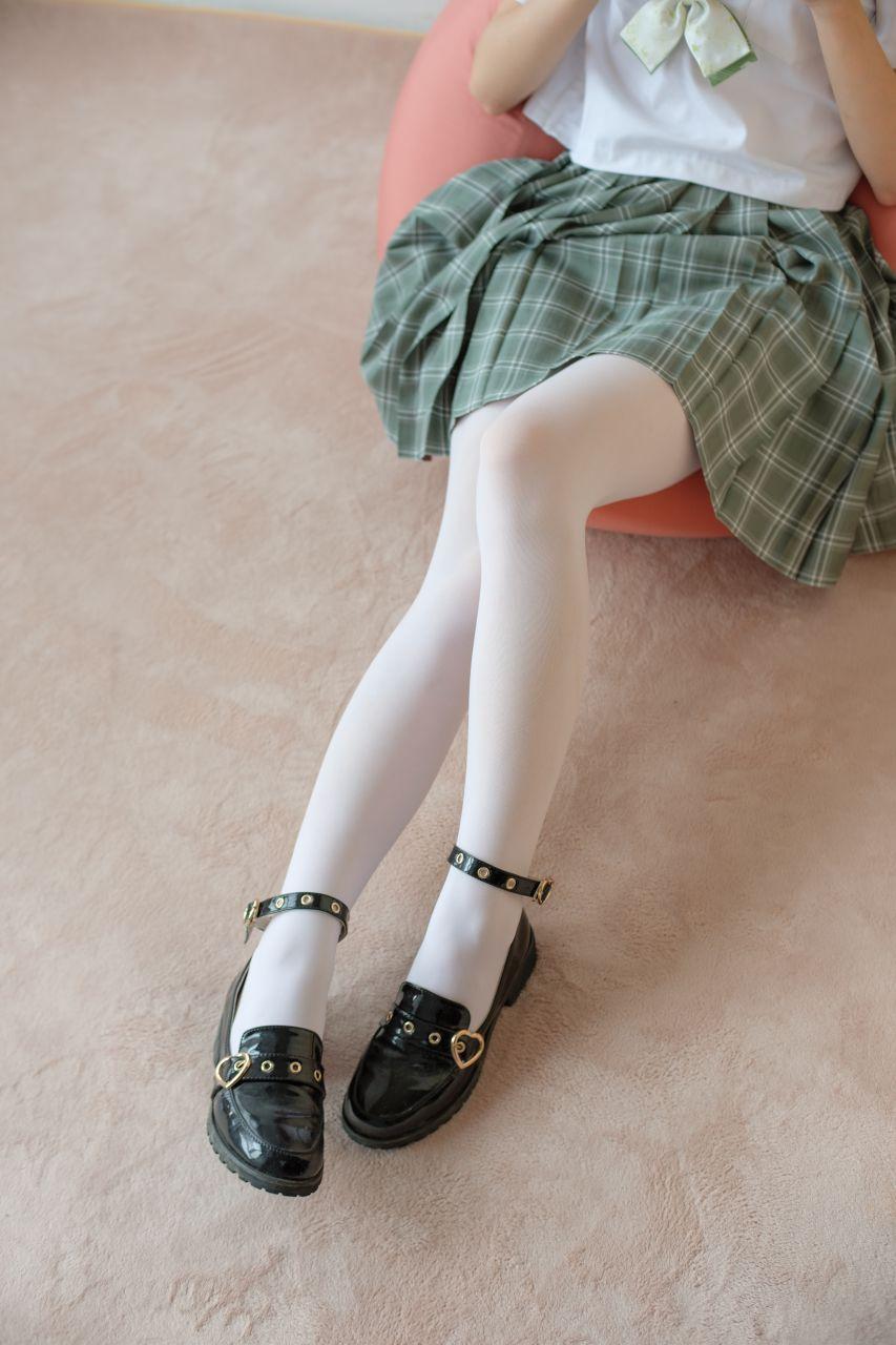 【森萝财团】森萝财团写真 - BETA-023 JK白丝少女的美足 [225P-1.77GB] BETA系列 第1张