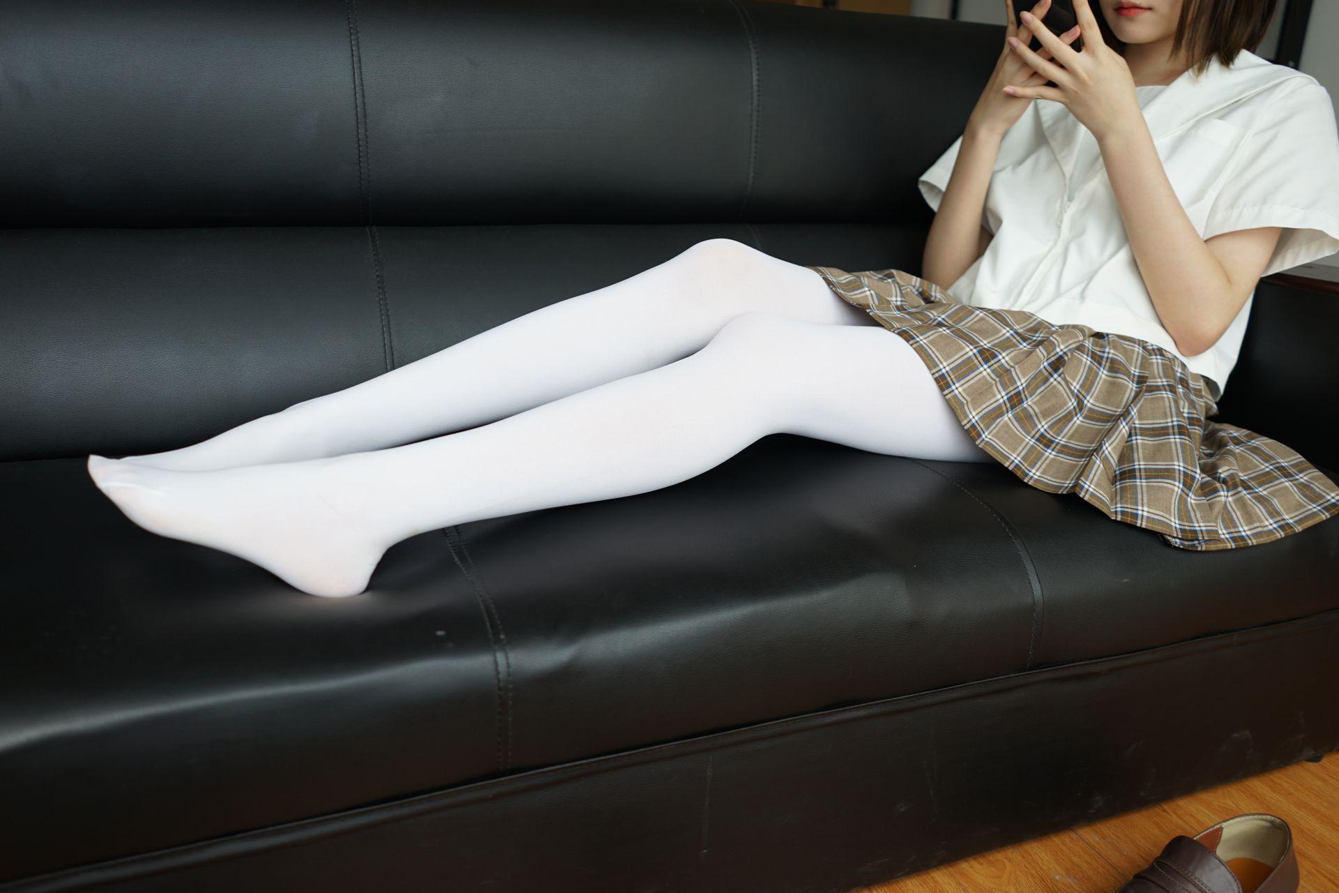 【森萝财团】森萝财团写真 - BETA-021 白丝格子裙 [212P-0.98GB] BETA系列 第3张