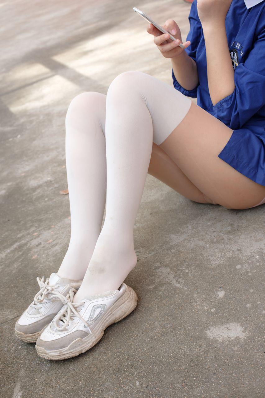 【森萝财团】森萝财团写真 - BETA-018 JK白丝外拍 [57P-608MB] BETA系列 第1张