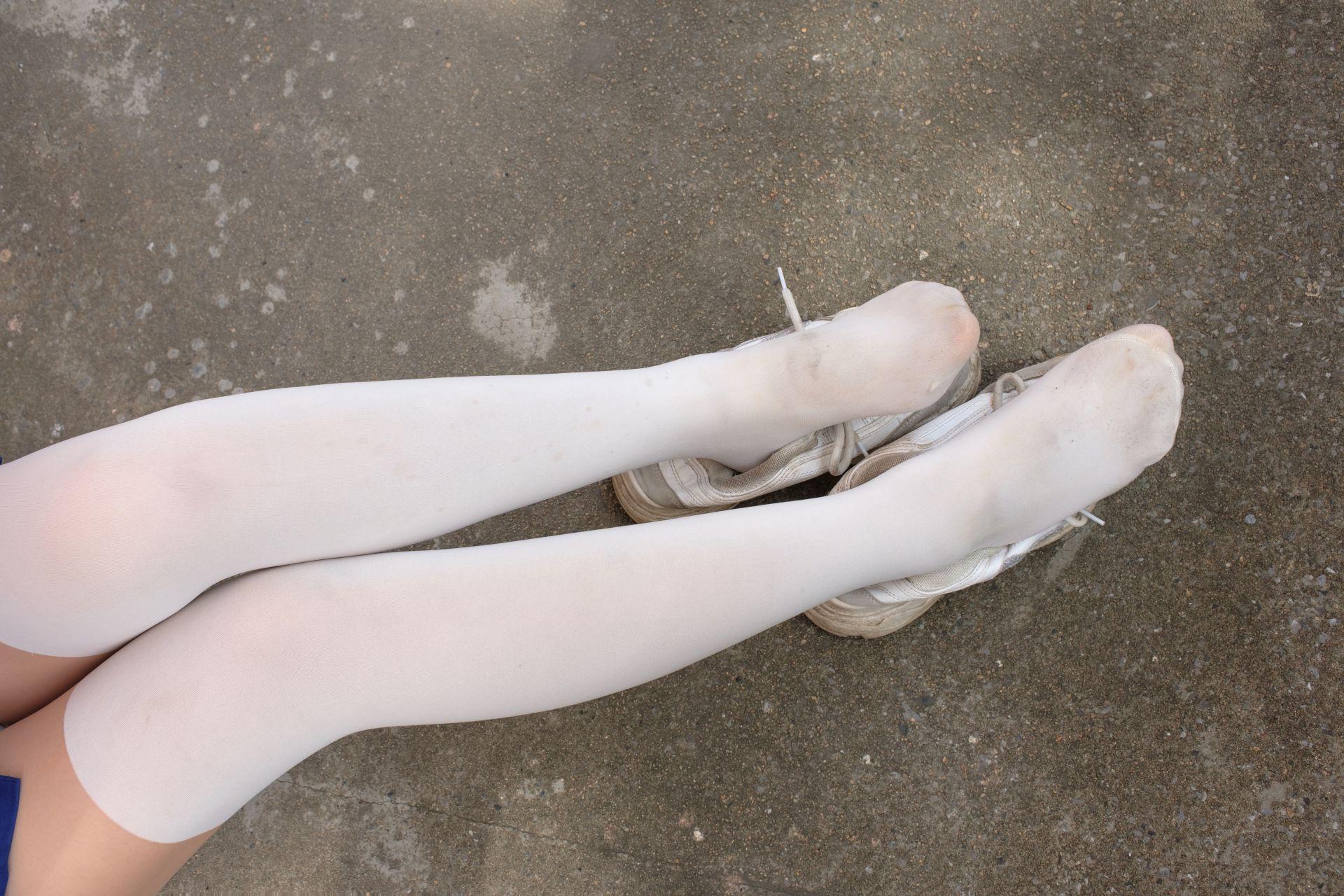 【森萝财团】森萝财团写真 - BETA-018 JK白丝外拍 [57P-608MB] BETA系列 第4张