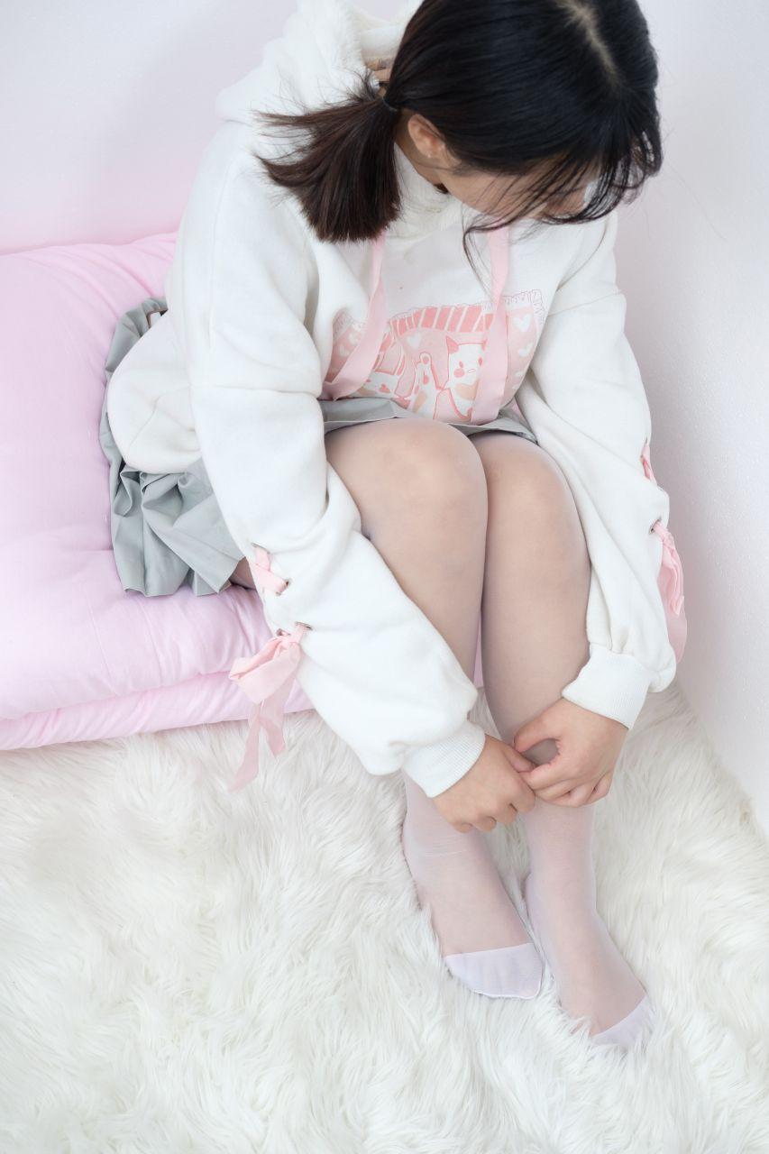 【森萝财团】森萝财团写真 - BETA-016 白丝美足少女 [105P-864MB] BETA系列 第3张