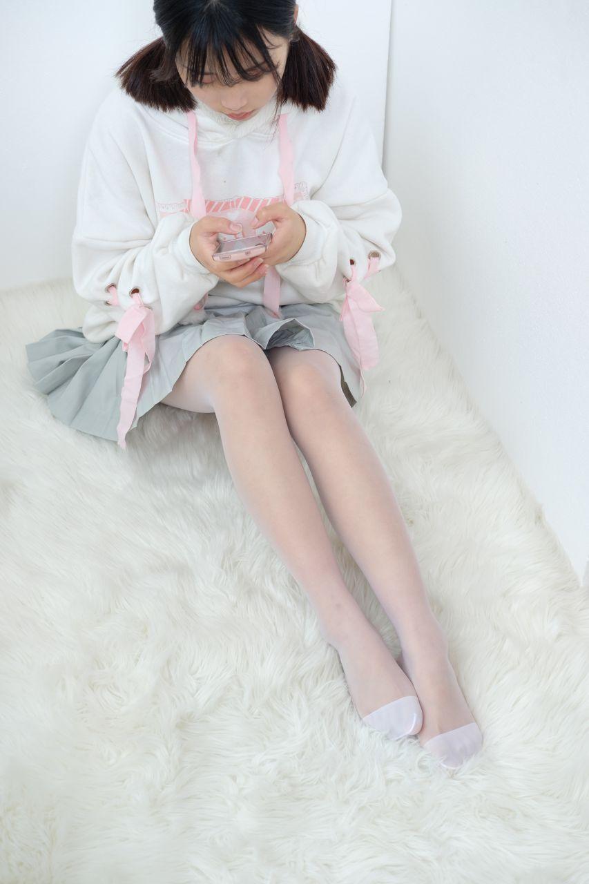 【森萝财团】森萝财团写真 - BETA-016 白丝美足少女 [105P-864MB] BETA系列 第1张