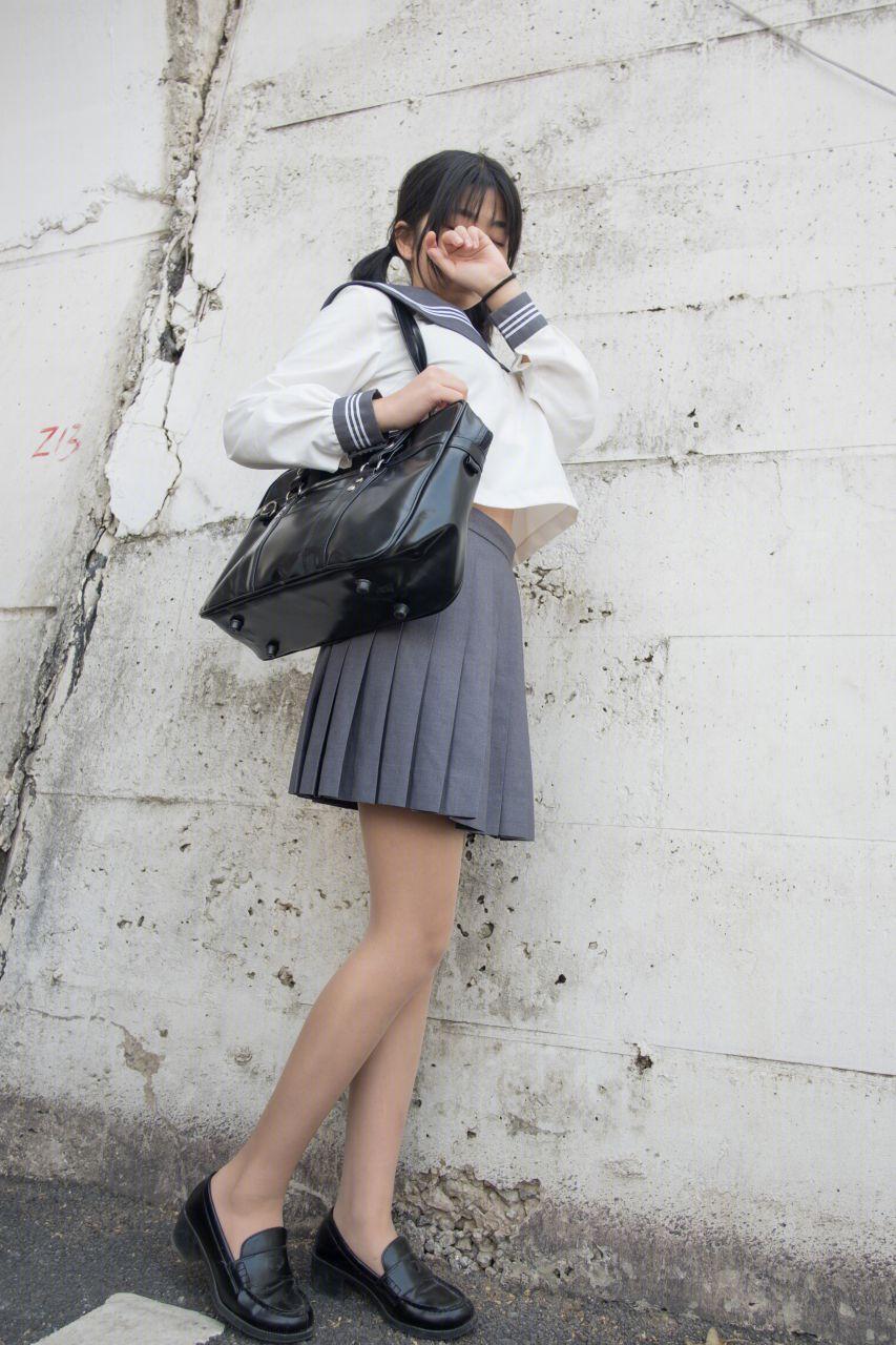 【森萝财团】森萝财团写真 - BETA-009 日系肉丝小妹 [44P-271MB] BETA系列 第5张