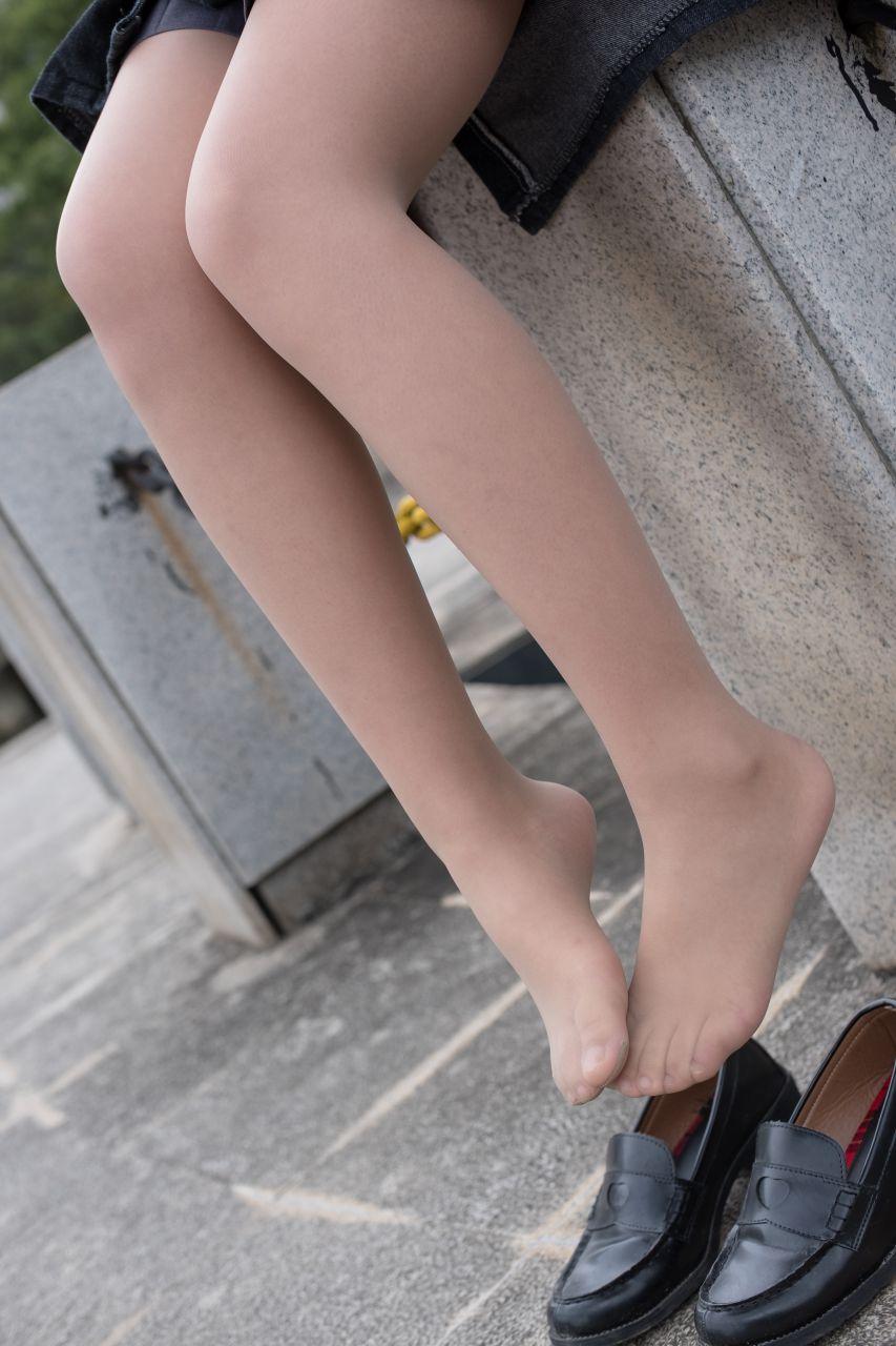【森萝财团】森萝财团写真 - BETA-008学妹户外肉丝美足 [87P-630MB] BETA系列 第2张