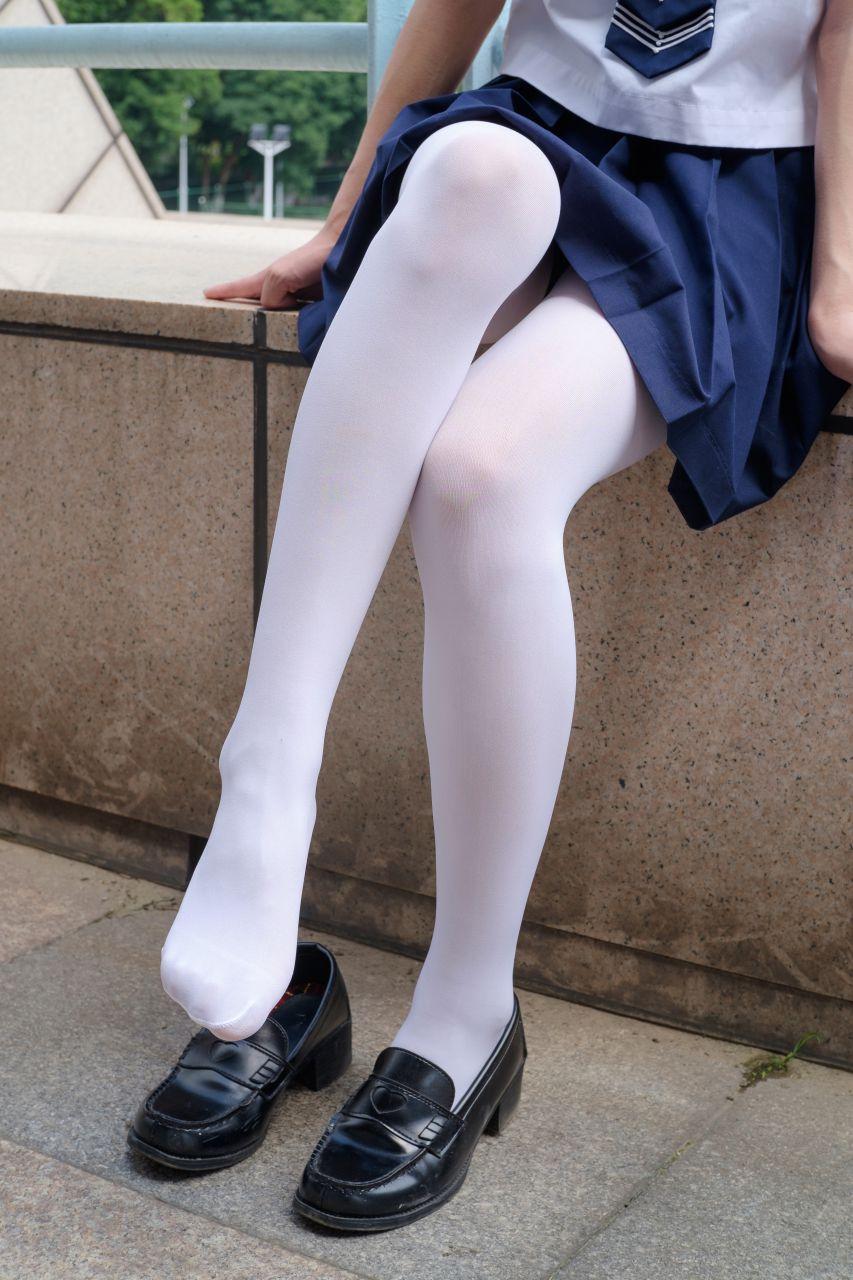 【森萝财团】森萝财团写真 - [BETA-004] 高中女生JK白丝外拍 [113P-787MB] BETA系列 第1张