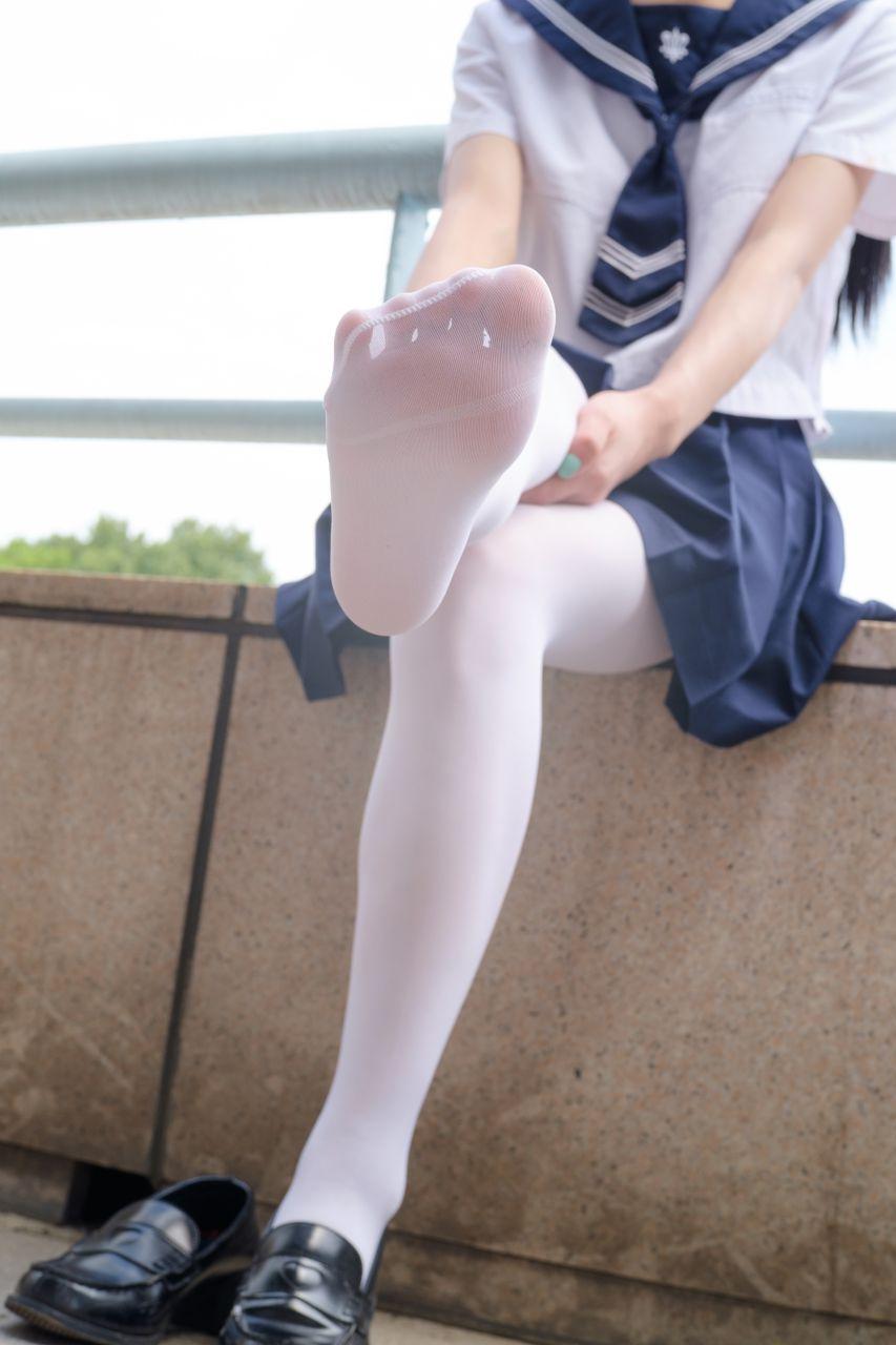 【森萝财团】森萝财团写真 - [BETA-004] 高中女生JK白丝外拍 [113P-787MB] BETA系列 第4张