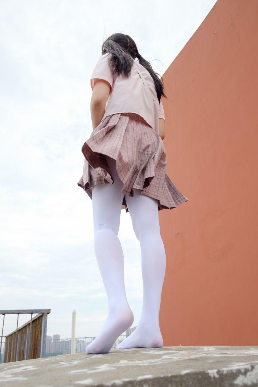 【森萝财团】森萝财团写真 - [BETA-001] 高中生的户外白丝 [91P-514MB] BETA系列 第5张