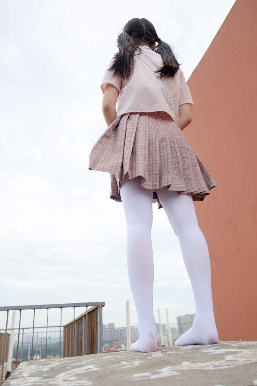 【森萝财团】森萝财团写真 - [BETA-001] 高中生的户外白丝 [91P-514MB] BETA系列 第4张
