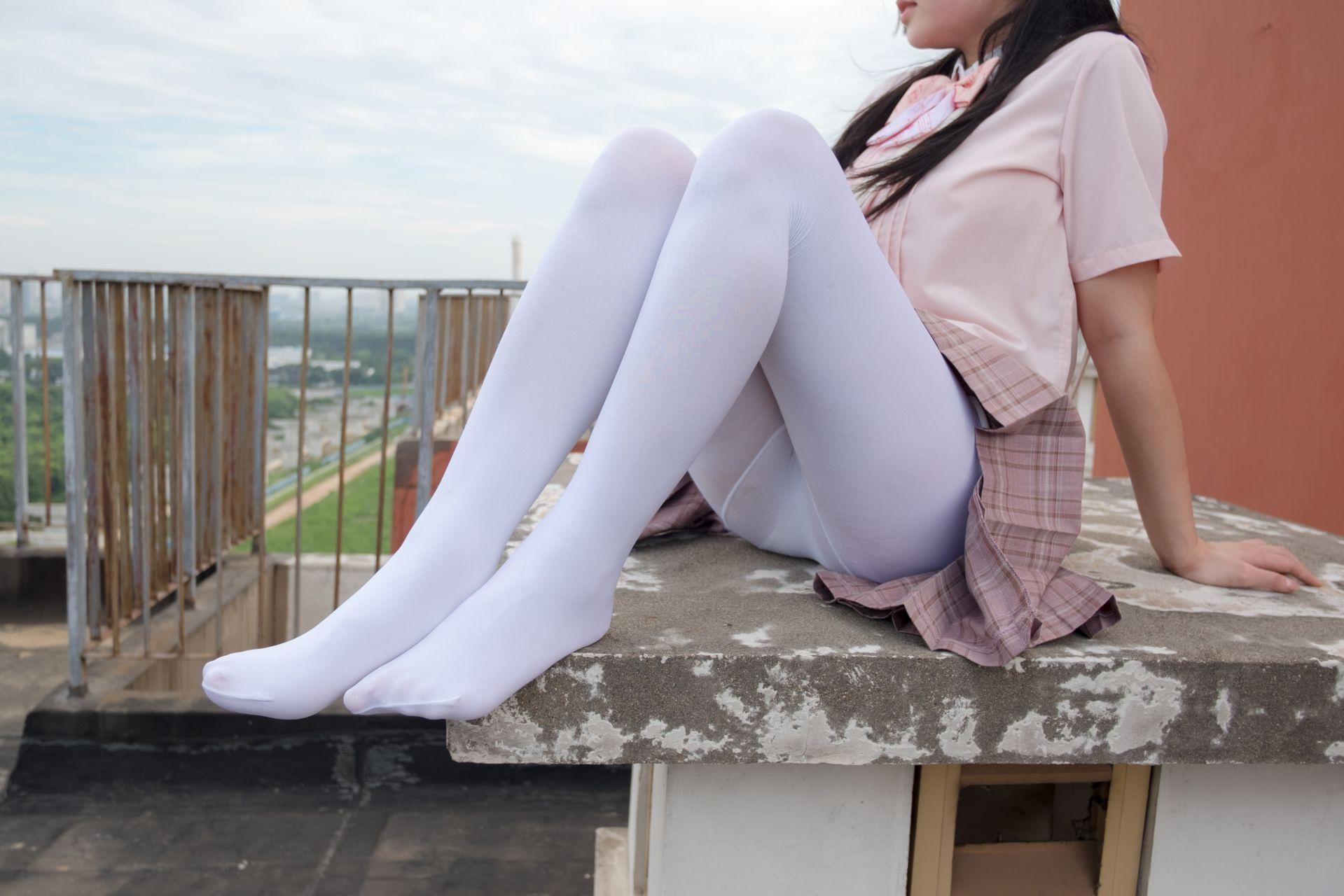 【森萝财团】森萝财团写真 - [BETA-001] 高中生的户外白丝 [91P-514MB] BETA系列 第2张