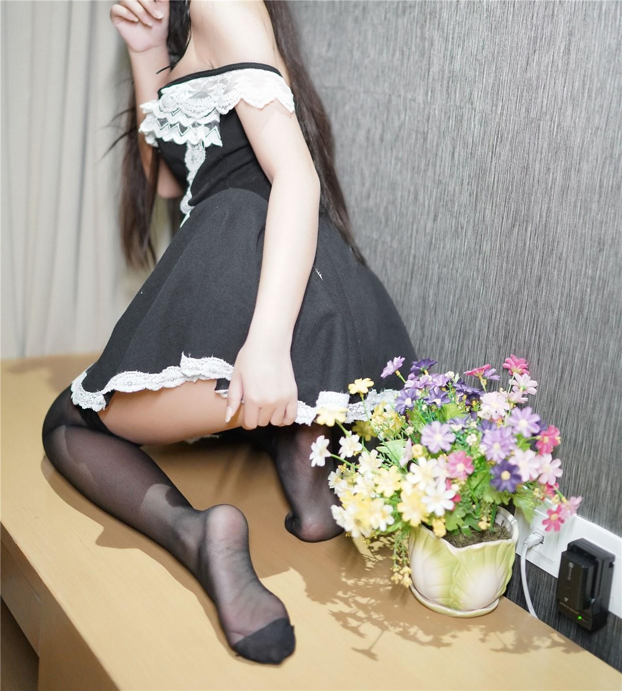 【兔玩映画】黑丝高跟鞋 兔玩映画 第15张