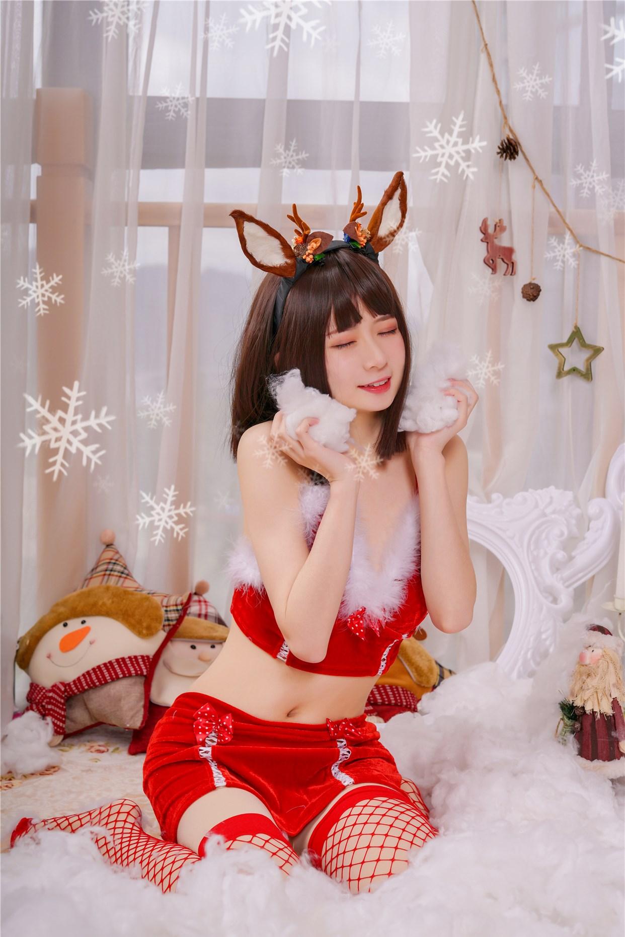 【兔玩映画】甜甜的小麋鹿 兔玩映画 第29张