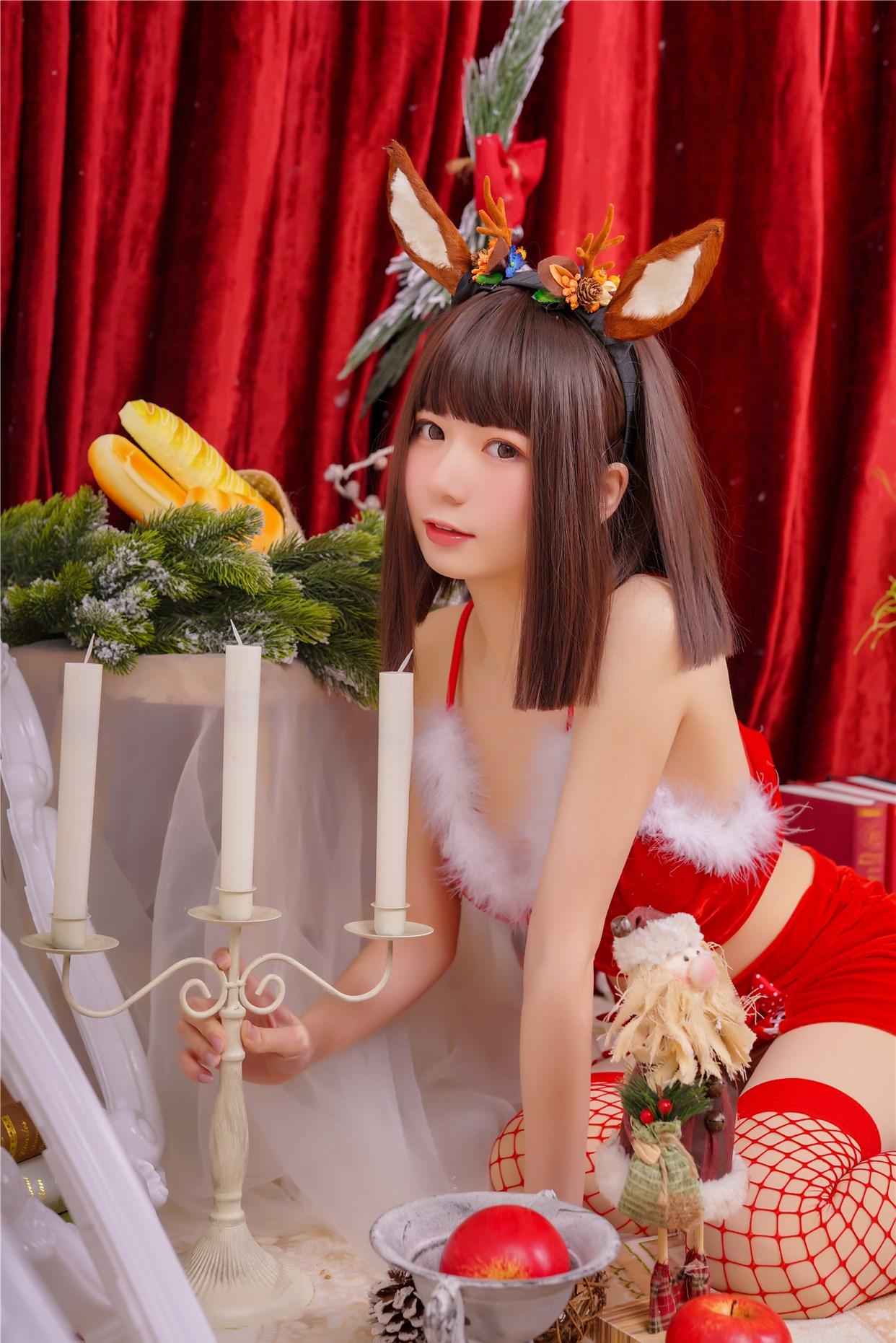 【兔玩映画】甜甜的小麋鹿 兔玩映画 第25张