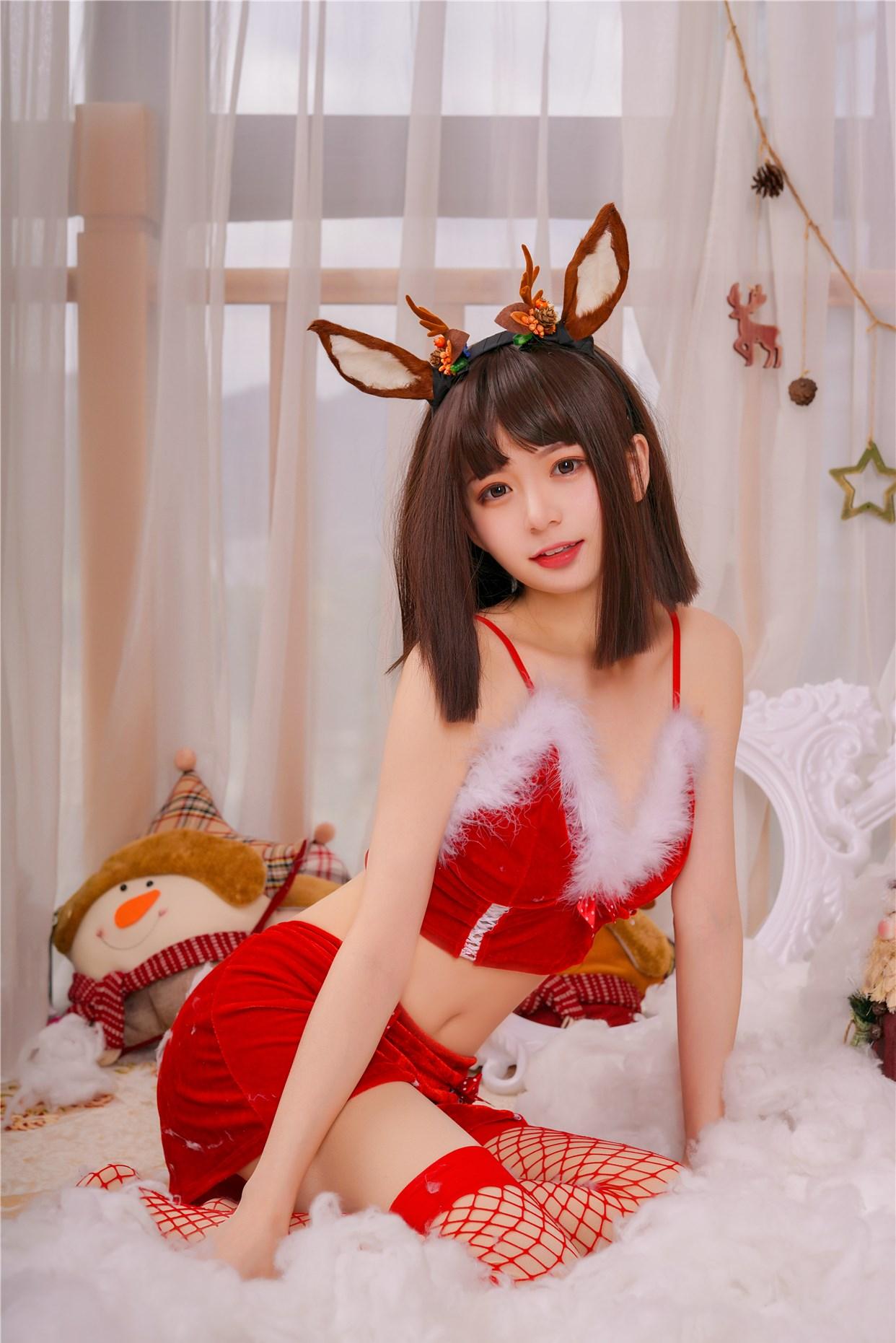 【兔玩映画】甜甜的小麋鹿 兔玩映画 第9张