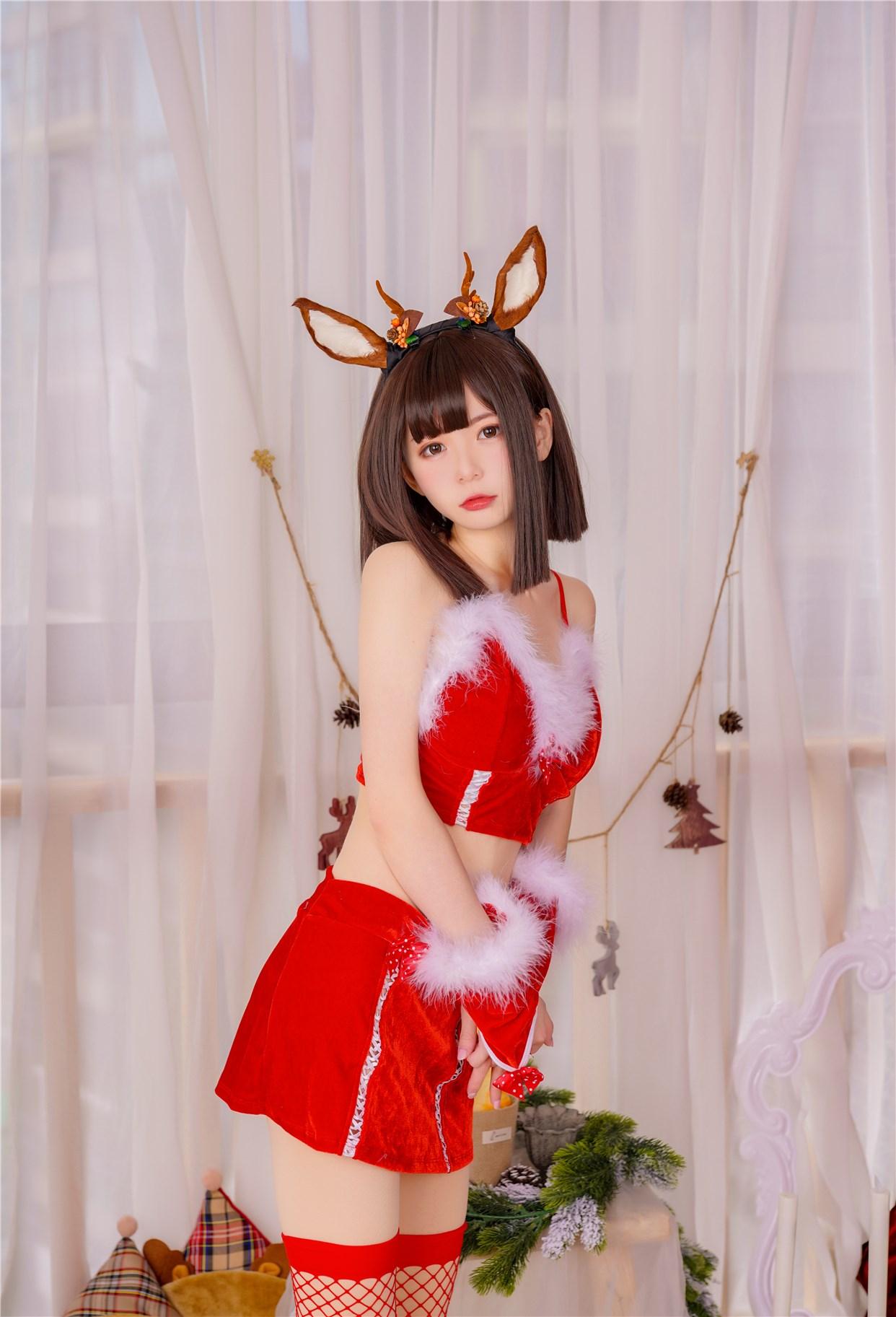 【兔玩映画】甜甜的小麋鹿 兔玩映画 第1张