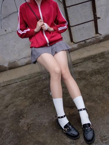 【森萝财团】森萝财团写真 – X-044 红衣少女浴缸玩肉丝 [88P-1V-2.15GB]