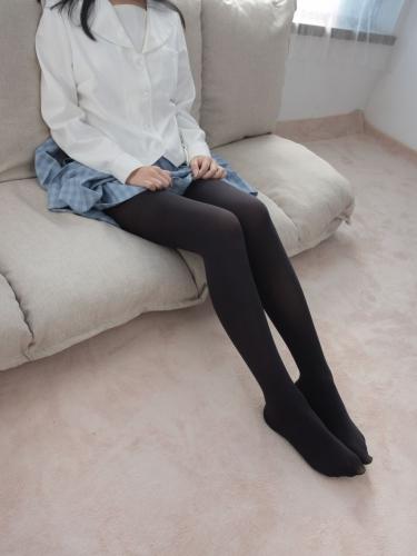 【森萝财团】爱花写真-ALPHA-005 包臀黑丝 勾人欲望 [135P-1.33GB]
