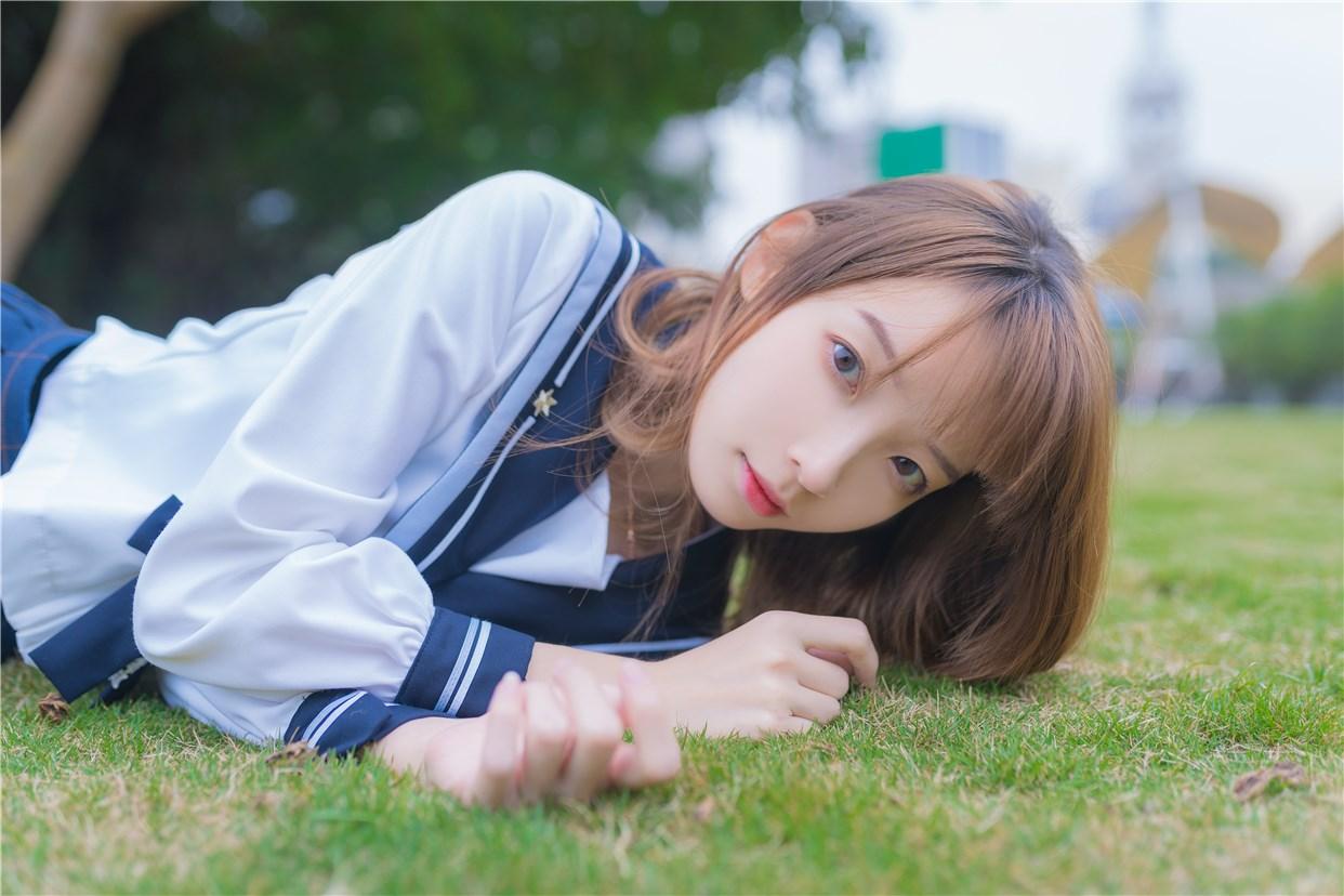 【兔玩映画】小清新JK少女 兔玩映画 第6张
