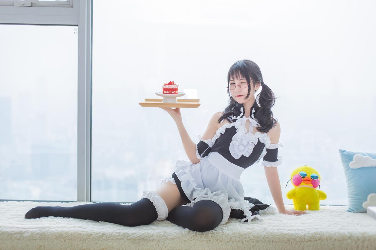 【兔玩映画】女仆和兔女郎 兔玩映画 第4张