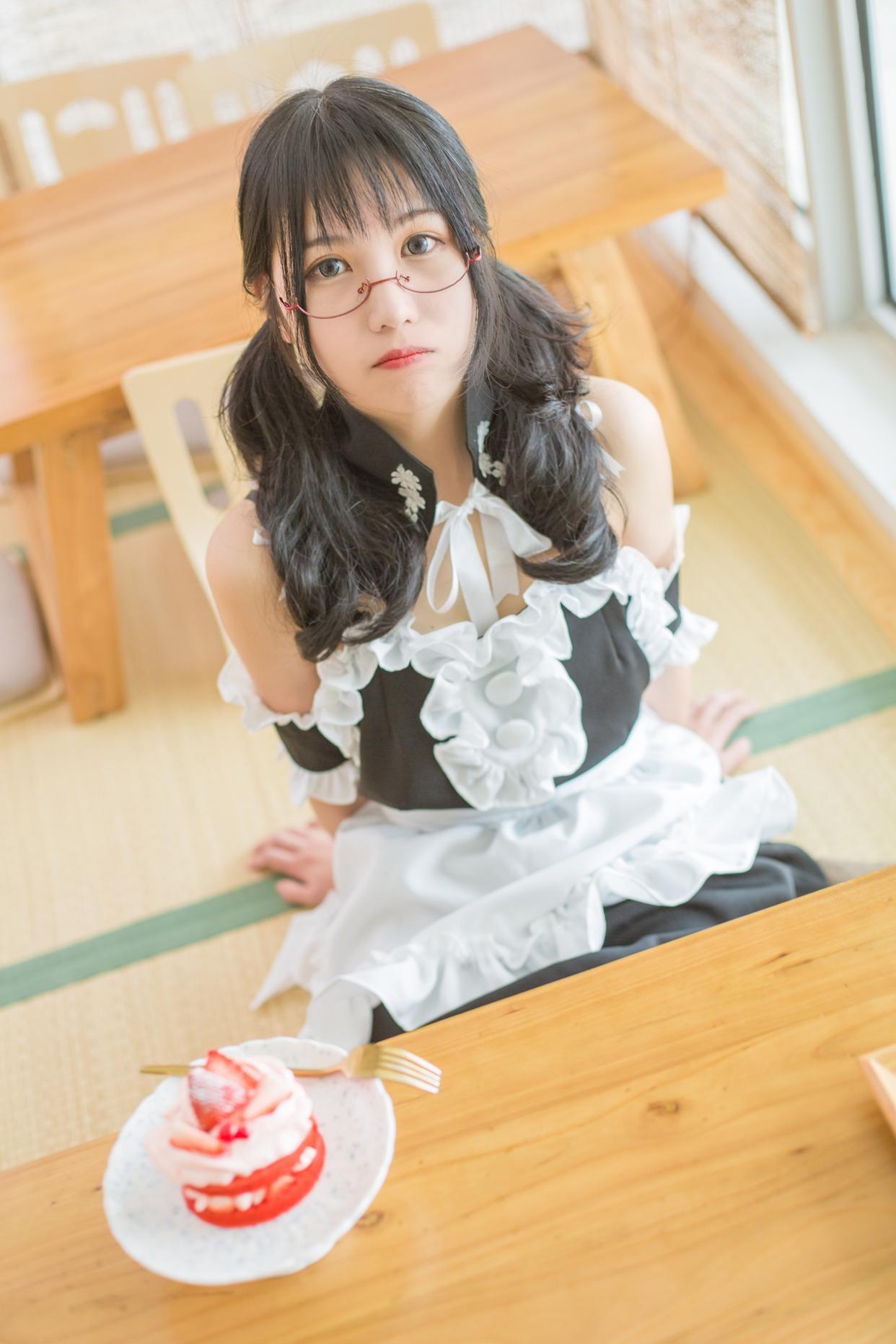 【兔玩映画】女仆和兔女郎 兔玩映画 第14张