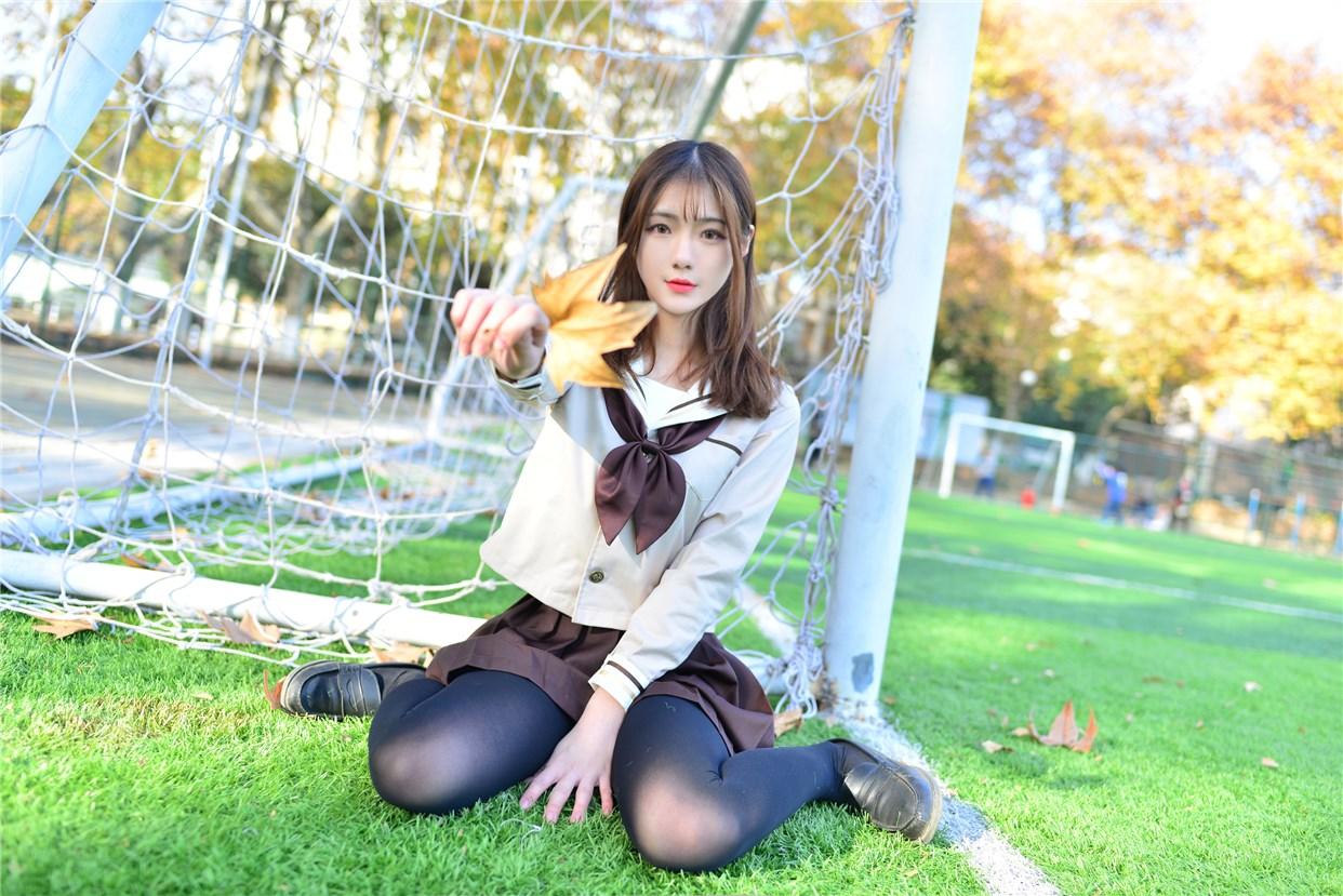 【兔玩映画】冬天里的JK黑丝 兔玩映画 第28张