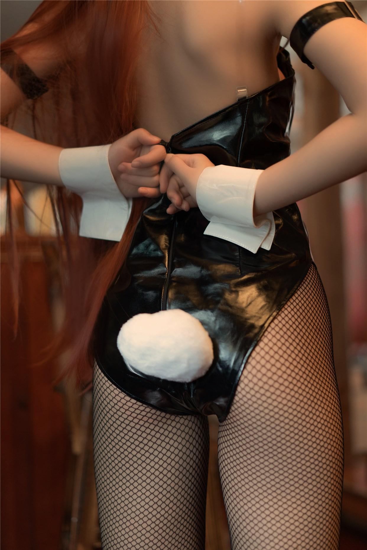 【兔玩映画】女仆和兔女郎 兔玩映画 第28张