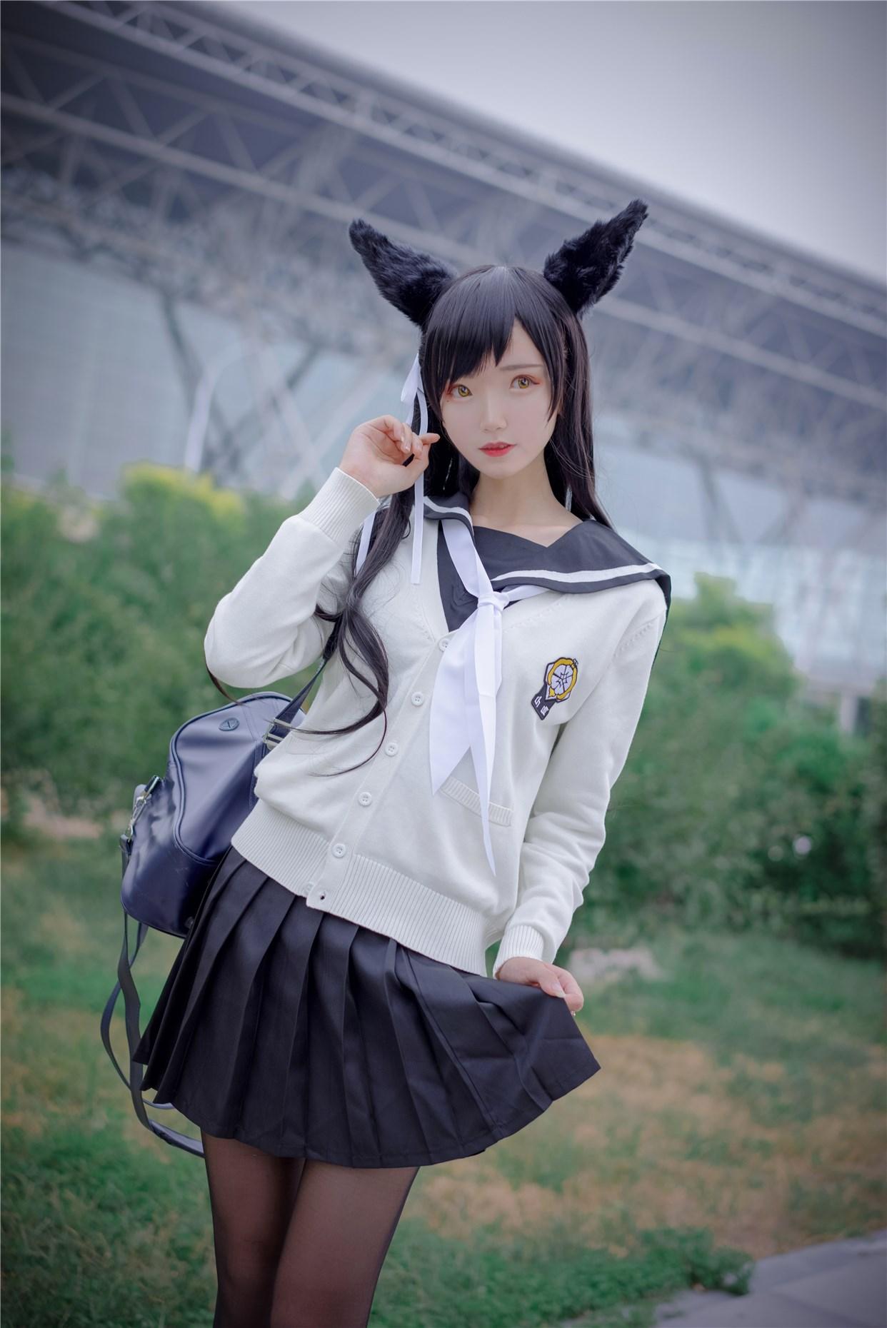 【兔玩映画】大长腿姐姐的cos 兔玩映画 第24张