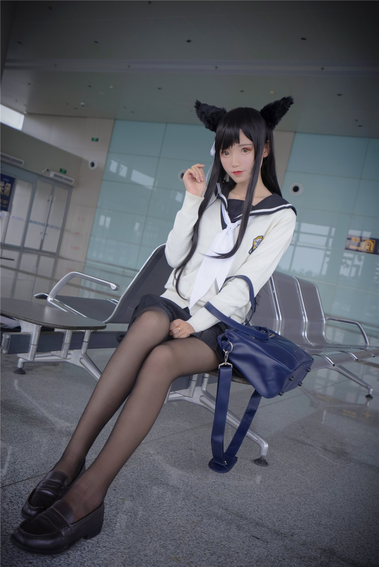【兔玩映画】大长腿姐姐的cos 兔玩映画 第14张