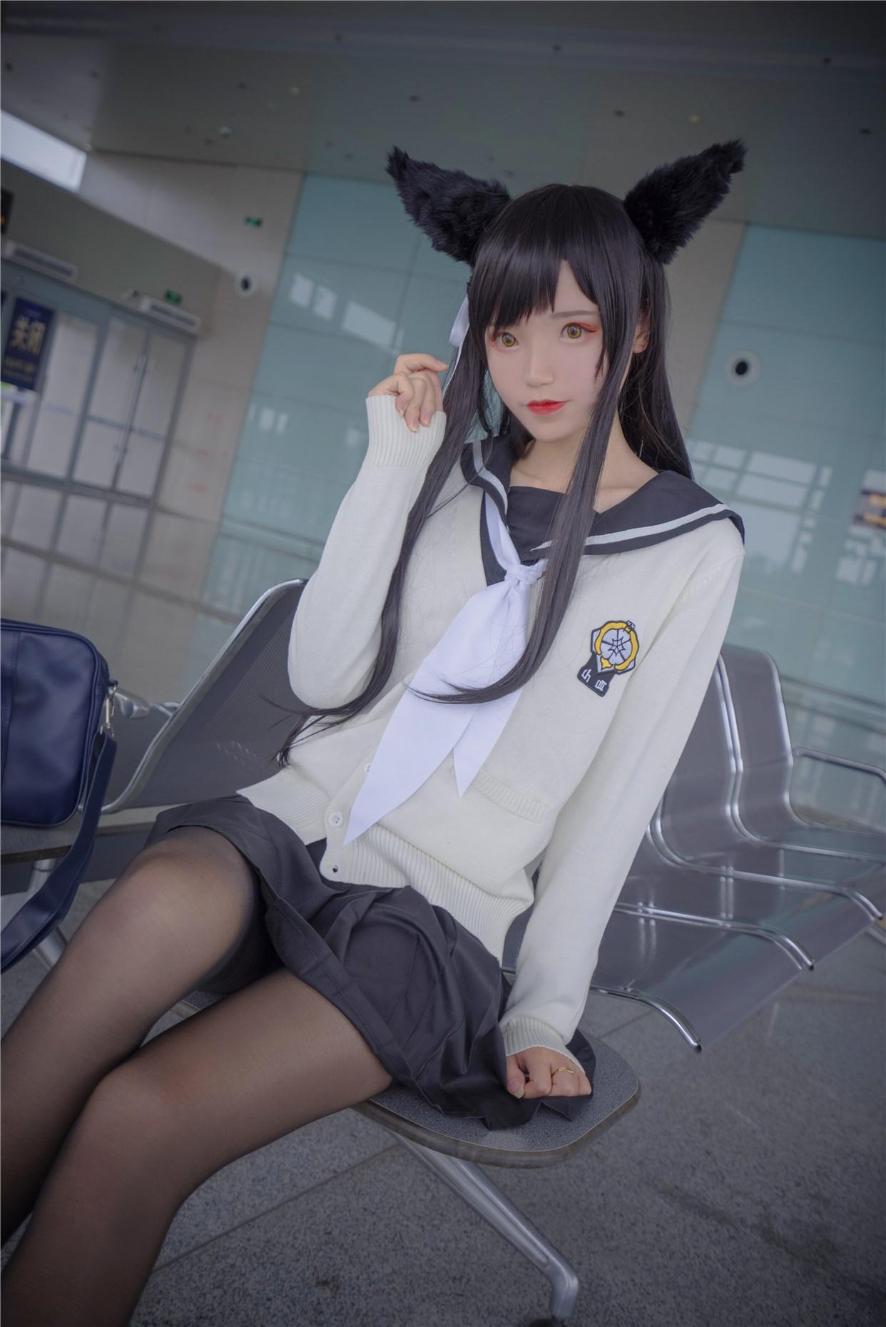 【兔玩映画】大长腿姐姐的cos 兔玩映画 第15张