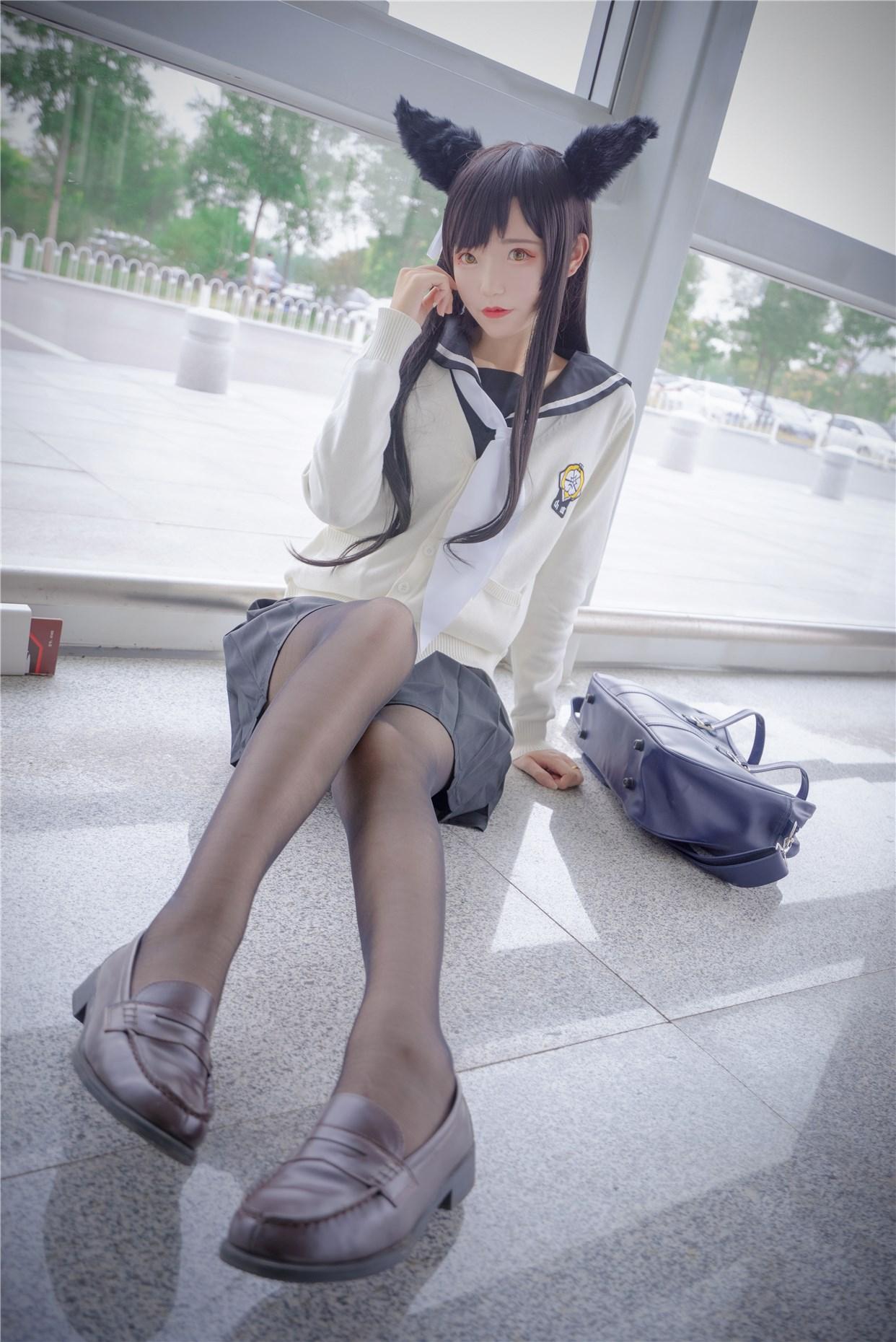 【兔玩映画】大长腿姐姐的cos 兔玩映画 第9张