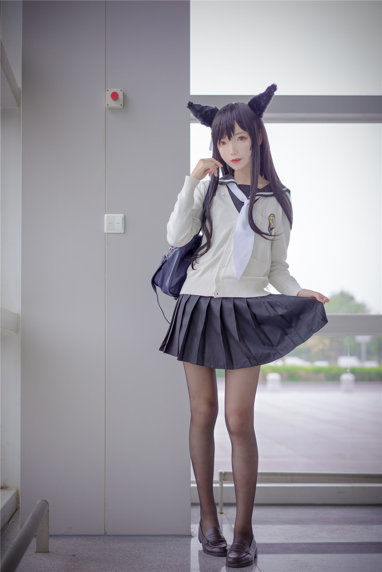 【兔玩映画】大长腿姐姐的cos 兔玩映画 第5张