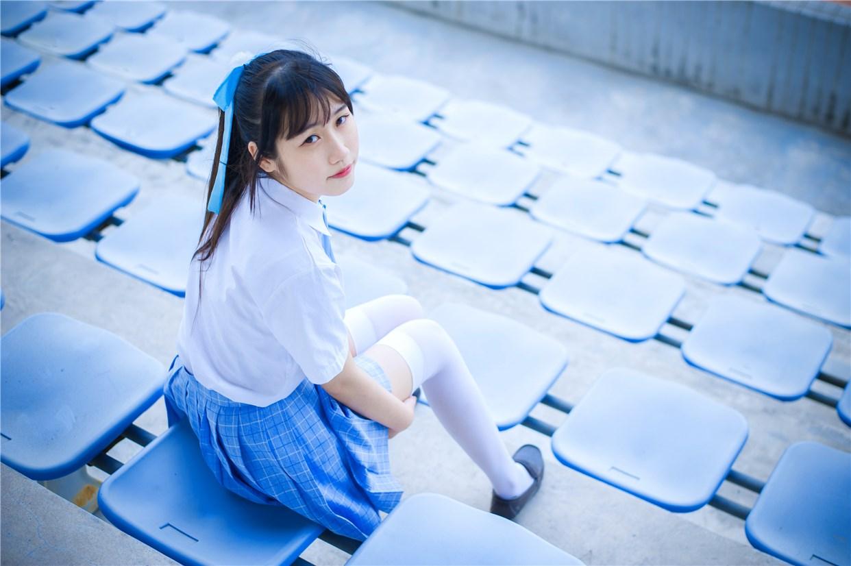 【兔玩映画】超清新的JK少女 兔玩映画 第37张