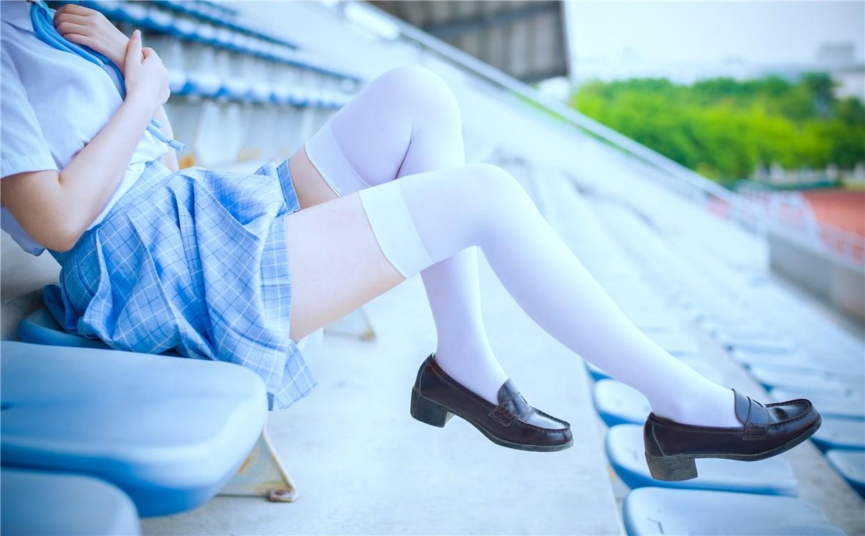 【兔玩映画】超清新的JK少女 兔玩映画 第35张