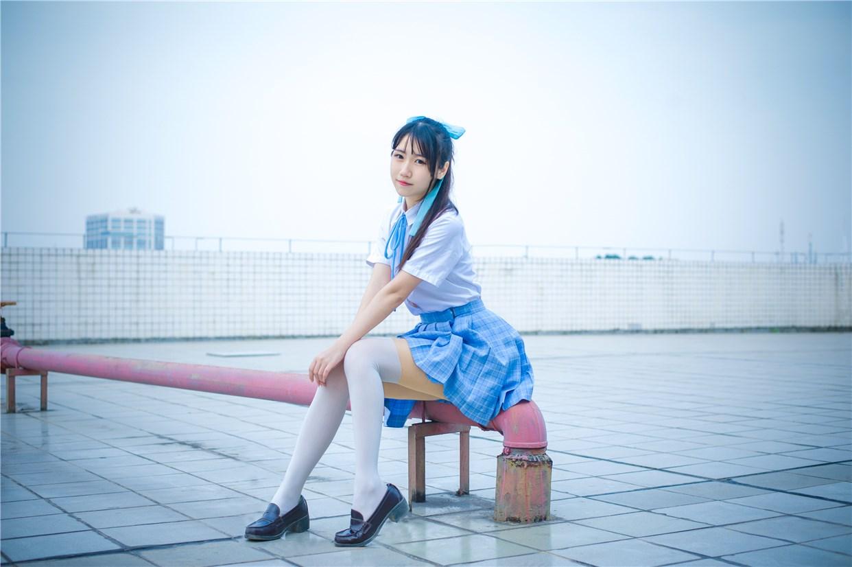 【兔玩映画】超清新的JK少女 兔玩映画 第27张