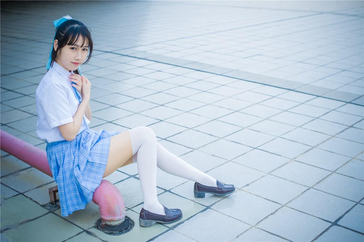 【兔玩映画】超清新的JK少女 兔玩映画 第28张