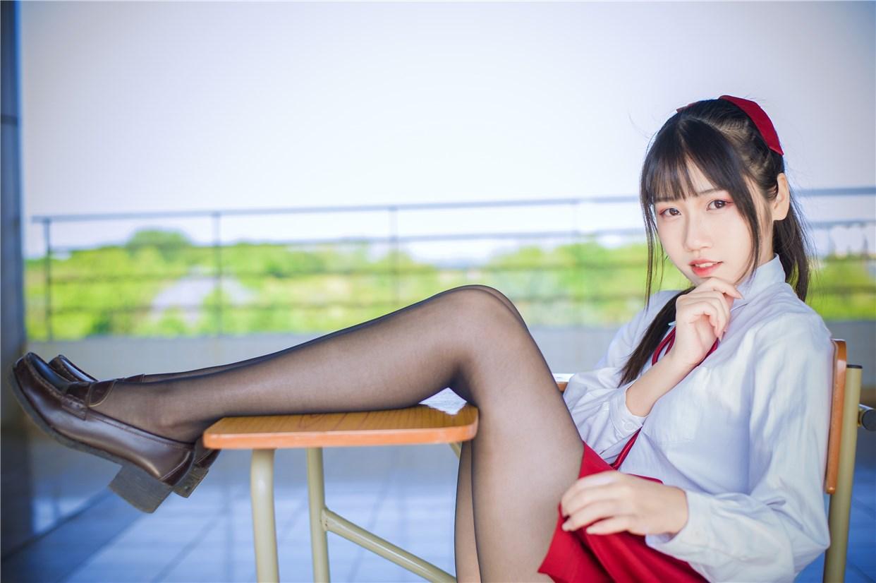 【兔玩映画】超清新的JK少女 兔玩映画 第24张
