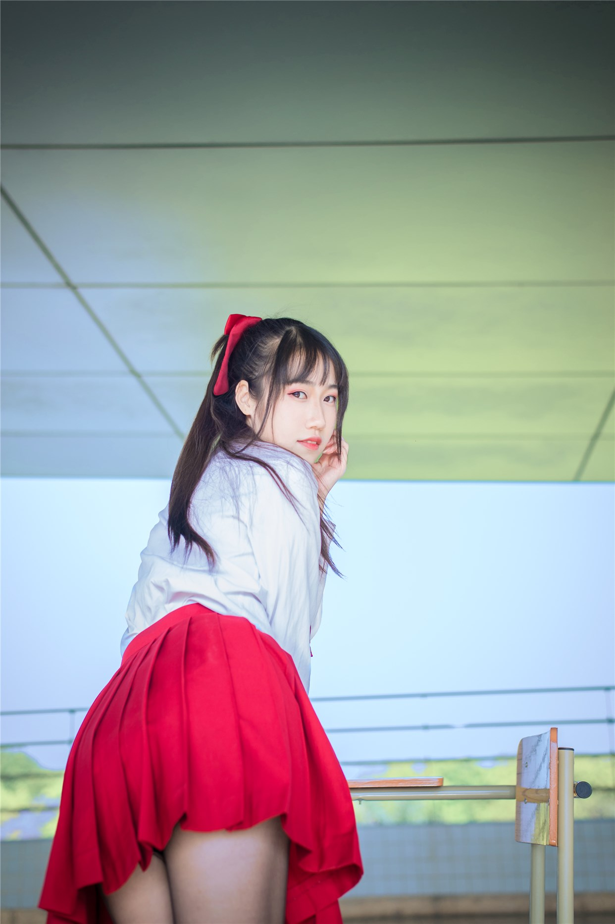 【兔玩映画】超清新的JK少女 兔玩映画 第22张