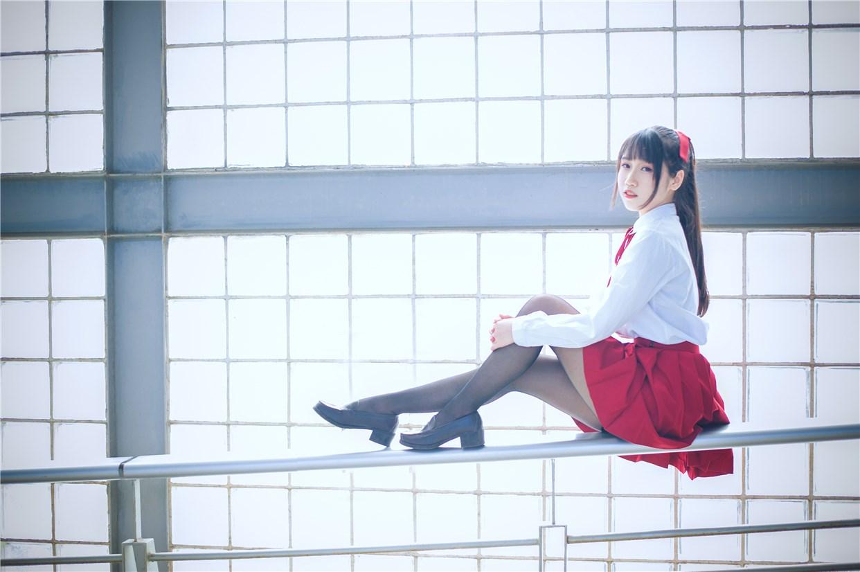 【兔玩映画】超清新的JK少女 兔玩映画 第17张