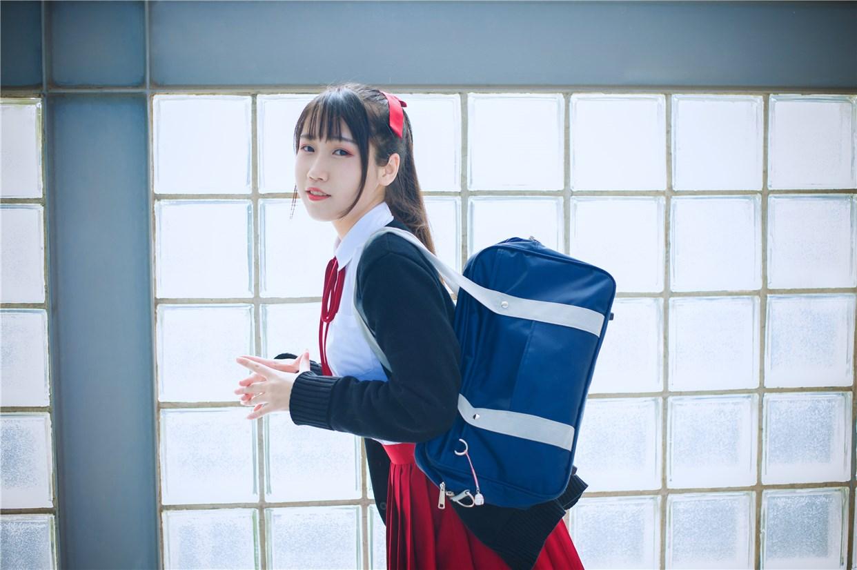【兔玩映画】超清新的JK少女 兔玩映画 第9张