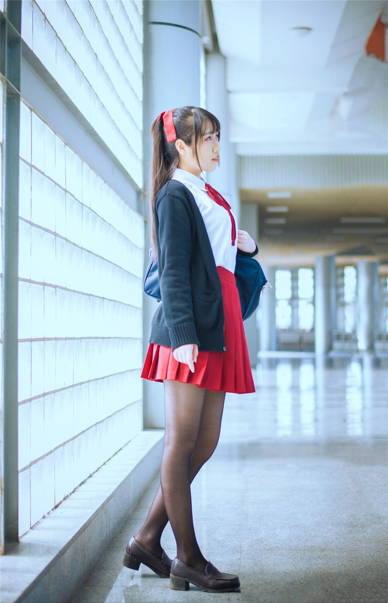 【兔玩映画】超清新的JK少女 兔玩映画 第7张