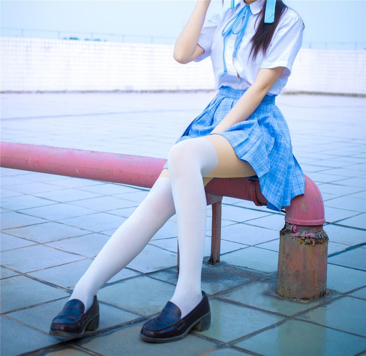【兔玩映画】超清新的JK少女 兔玩映画 第4张