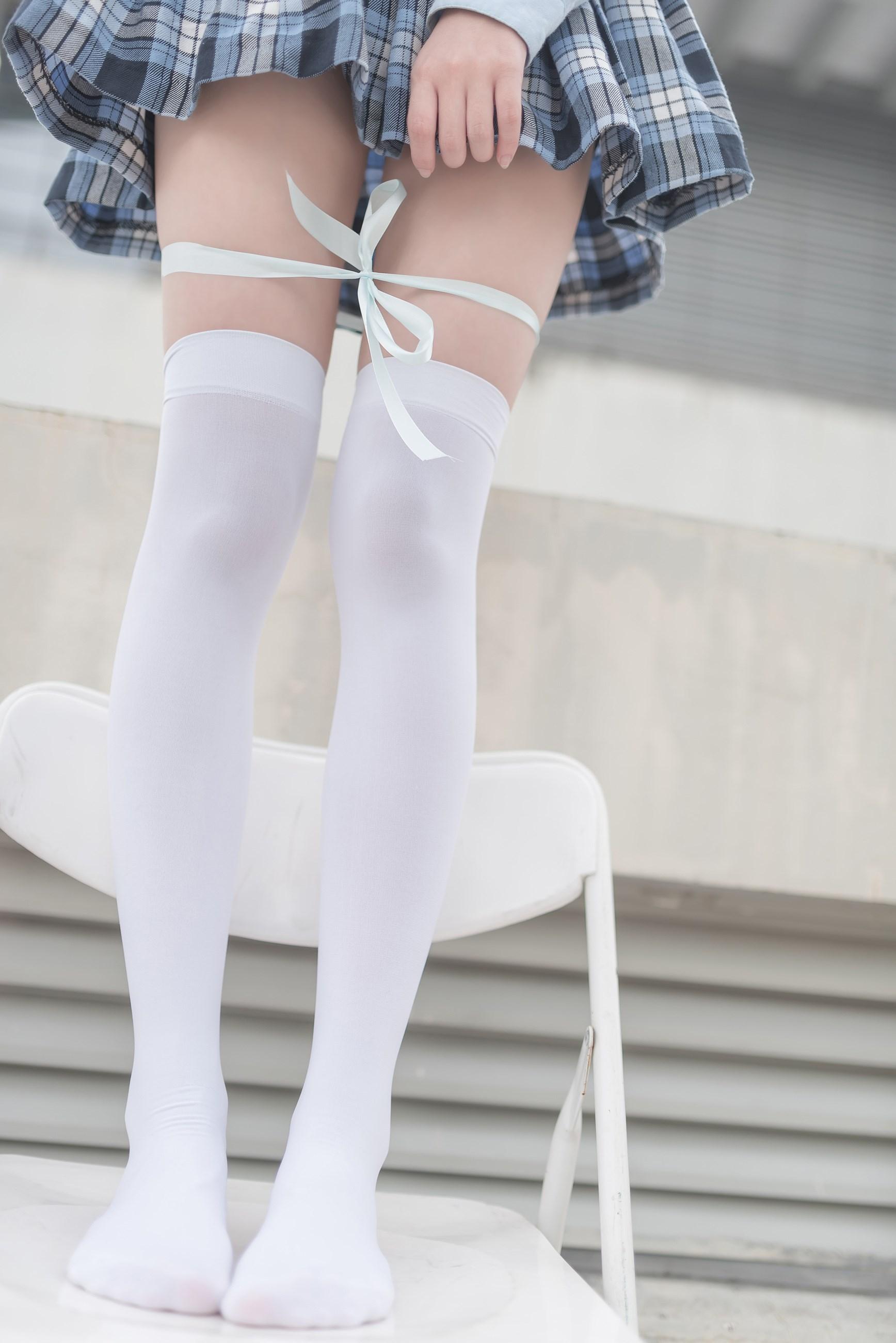 【兔玩映画】白丝格裙 兔玩映画 第22张