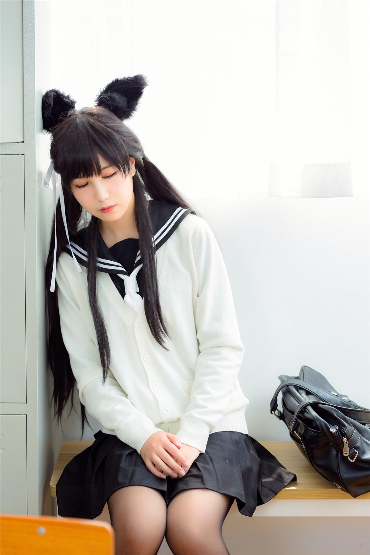 【兔玩映画】可萌可御的兽耳娘 兔玩映画 第37张