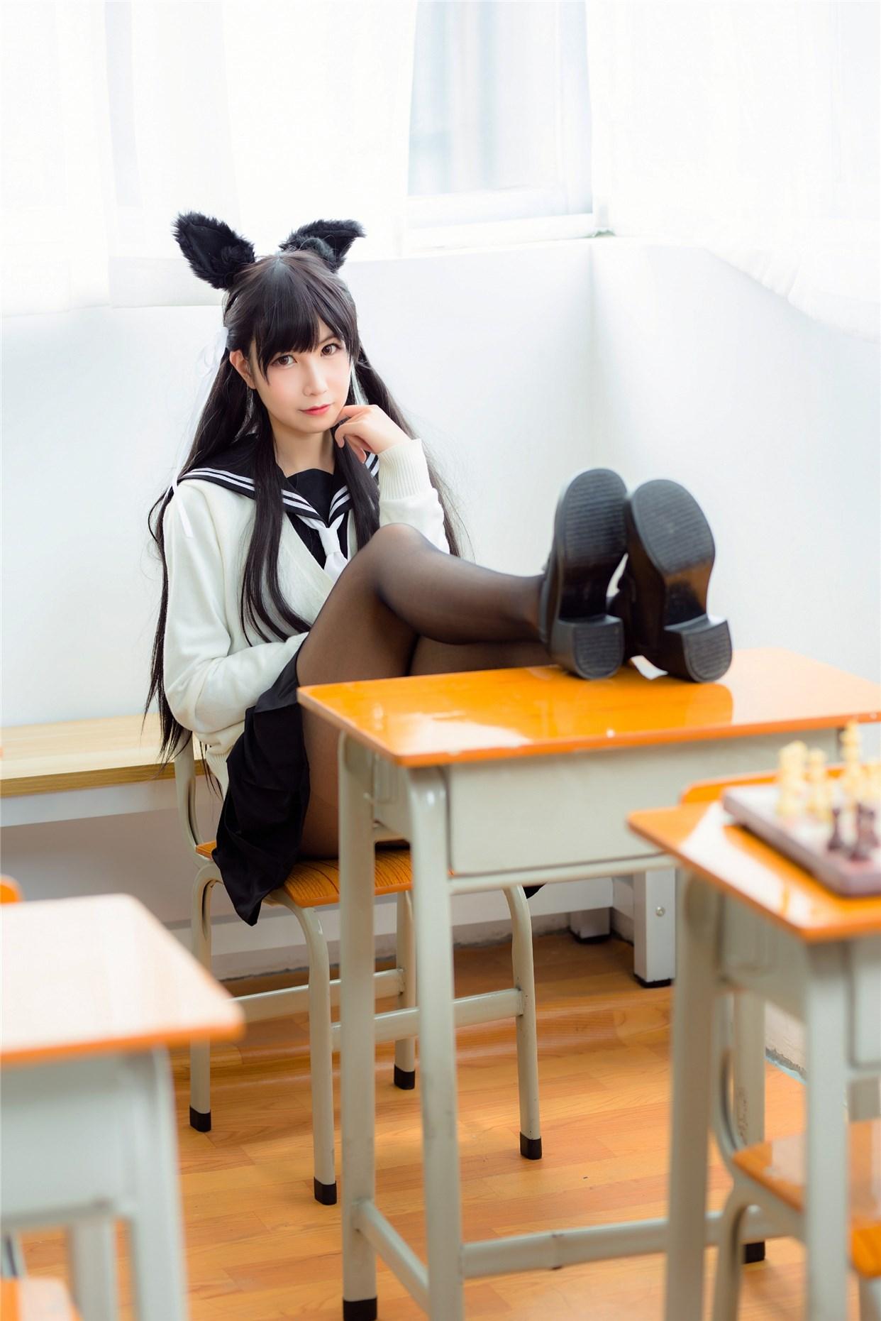 【兔玩映画】可萌可御的兽耳娘 兔玩映画 第28张