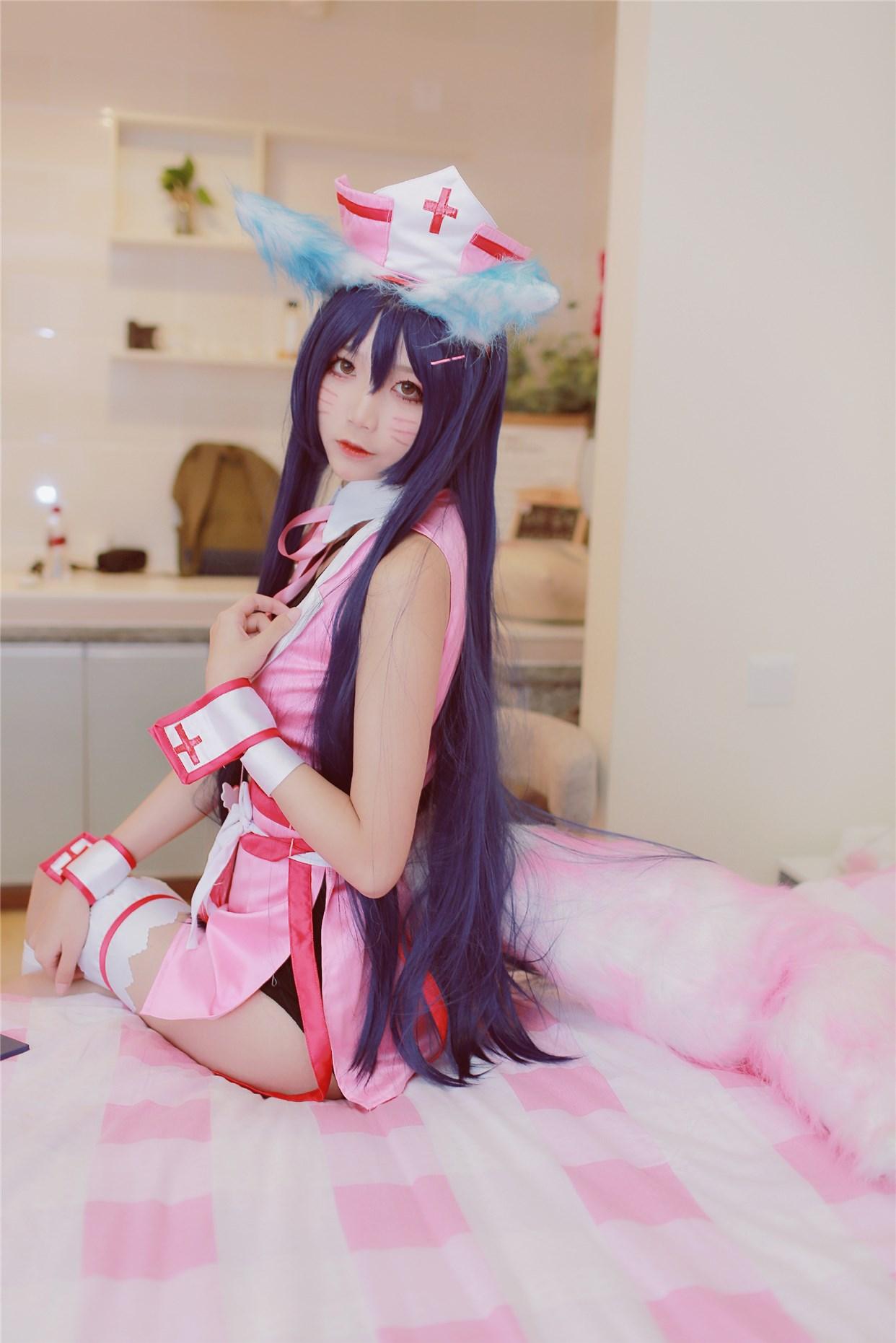 【兔玩映画】让阿狸好好宠爱你吧 兔玩映画 第12张