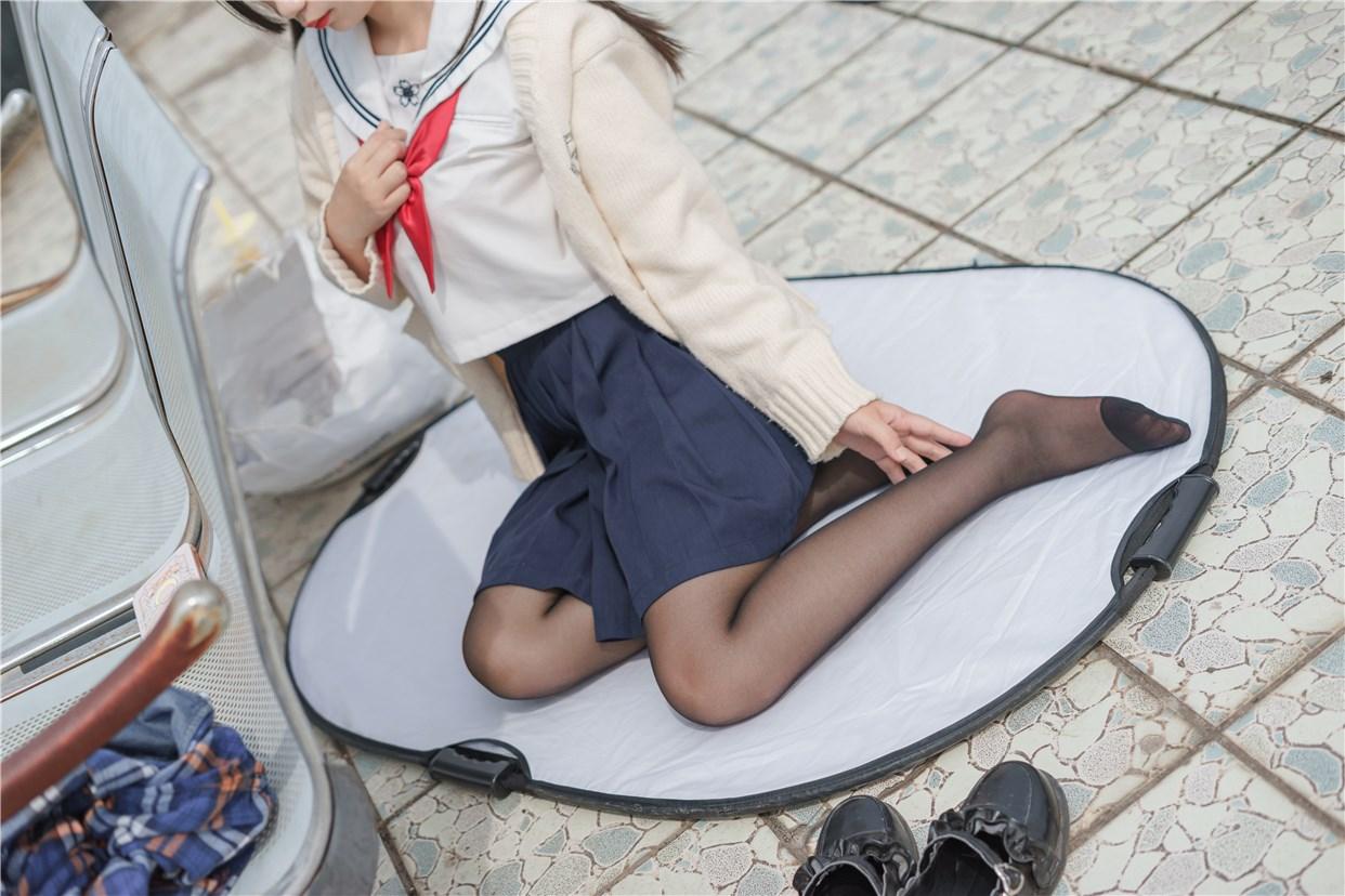 【兔玩映画】双马尾的JK少女 兔玩映画 第38张