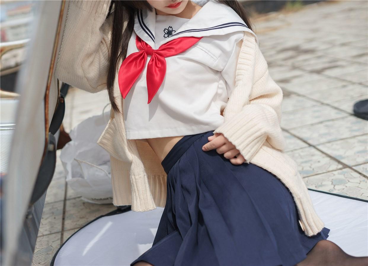 【兔玩映画】双马尾的JK少女 兔玩映画 第34张