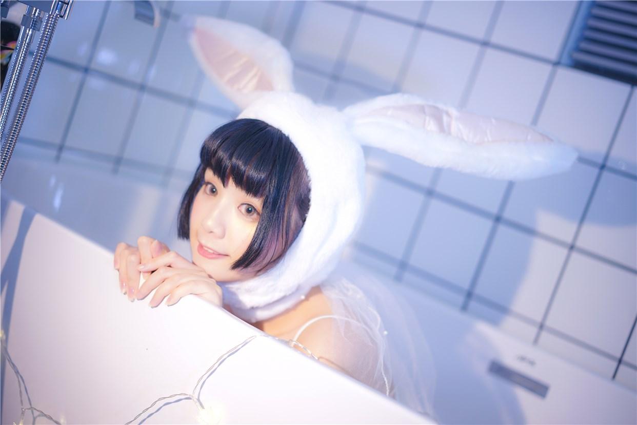 【兔玩映画】浴缸里的兔子 兔玩映画 第37张