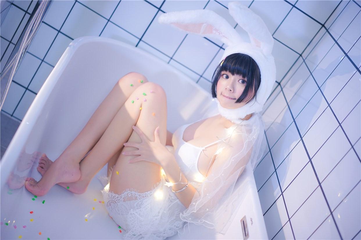 【兔玩映画】浴缸里的兔子 兔玩映画 第31张